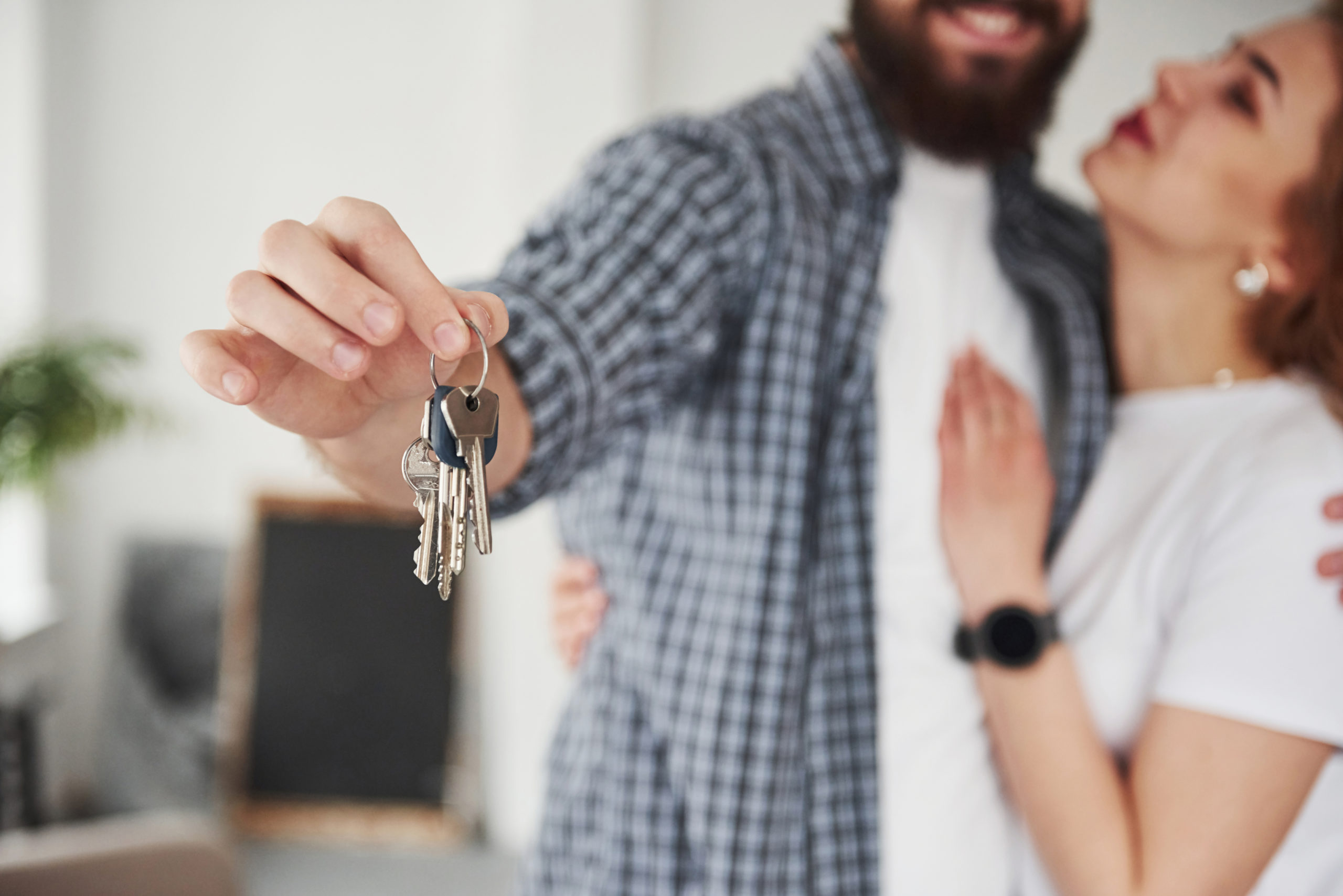 Mit einer Hypothek wird der Traum vom Eigenheim wahr